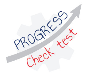 Progress Check Test